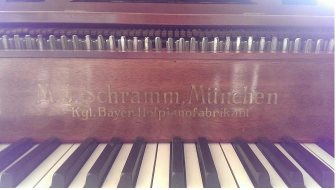 Schramm - cembalo